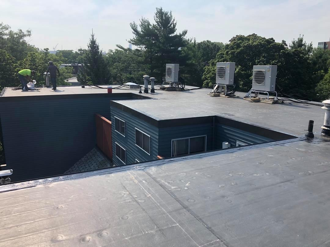Commercial Roofing by Global Home Exteriors