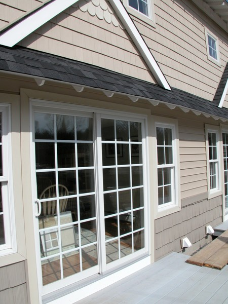 Siding installation by Global Home Exteriors